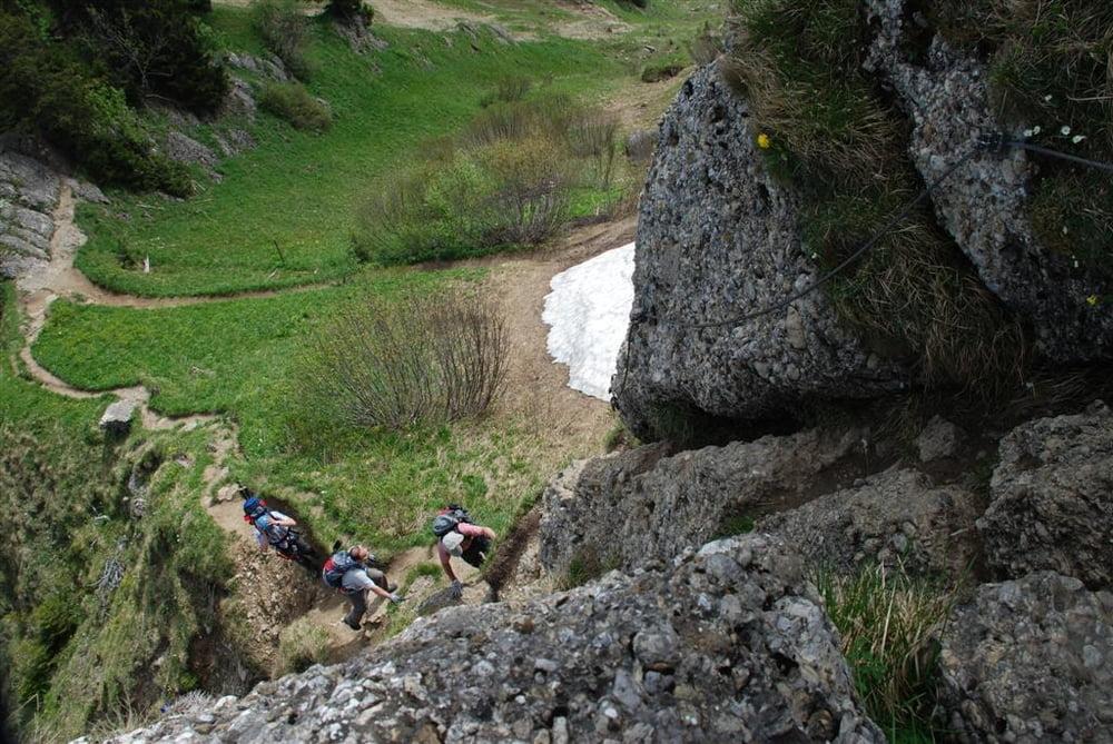 Klettersteig Immenstadt : Bergtour von immenstadt zum stuiben und zurück tour