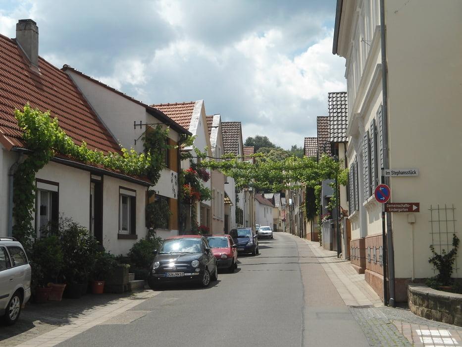 Wandern Bad Durkheim Bismarckturm Ungeheuersee Leistadt Bad