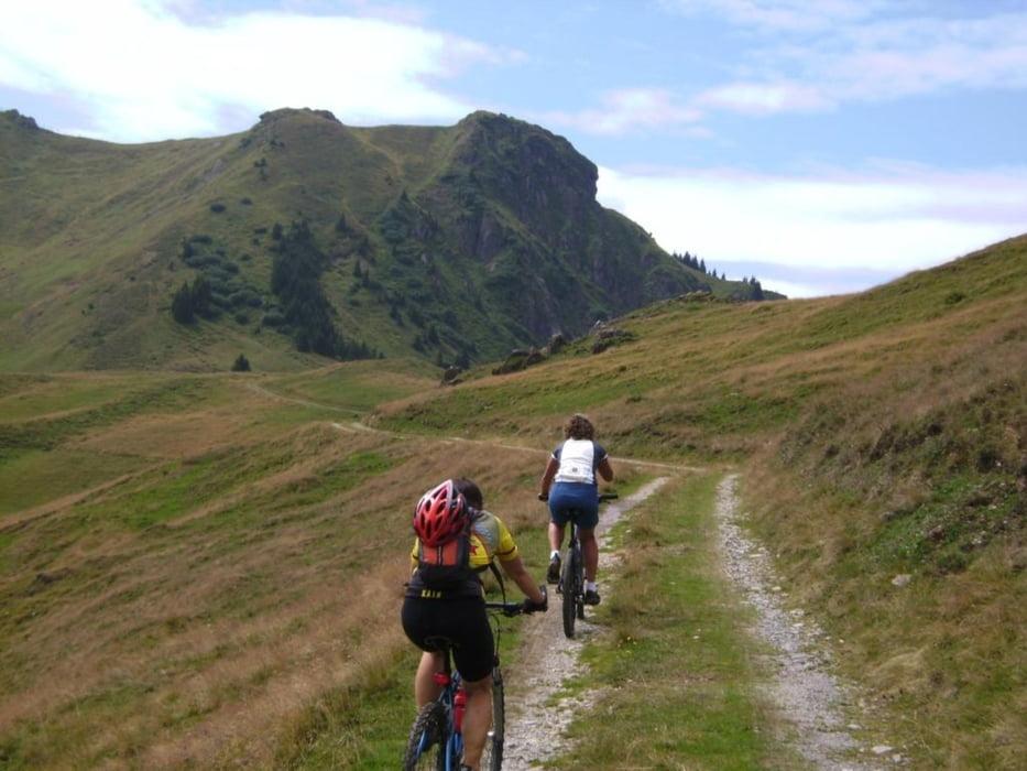 Klettersteig Kitzbüheler Horn : Mountainbike: rund um das kitzbüheler horn tour 45131