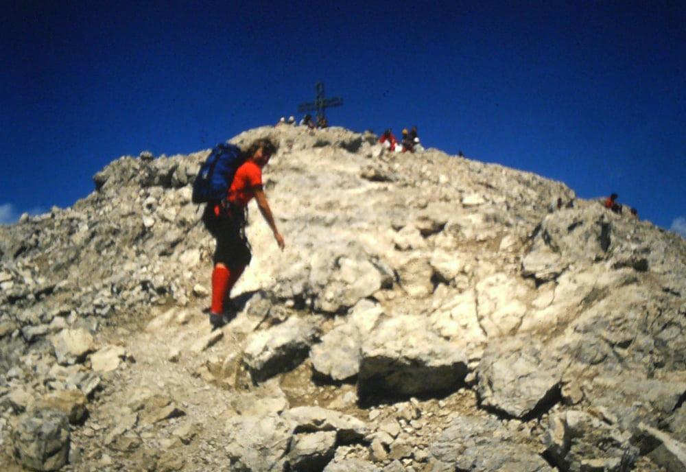 Klettersteig Italien : Colodri klettersteig bei arco am gardasee auf den berg