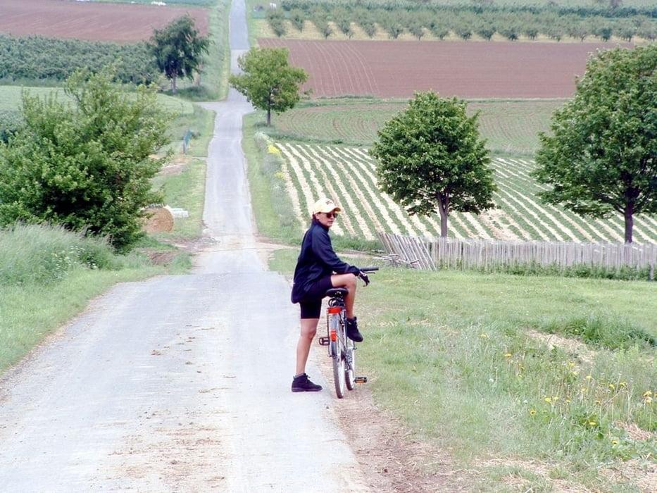 Fahrrad Touring: Von Bonn nach Remagen (Tour 52264)
