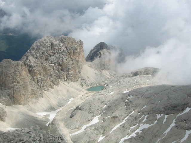 Klettersteig Rosengarten : Klettersteig: rosengarten kesselkogel tour 8704