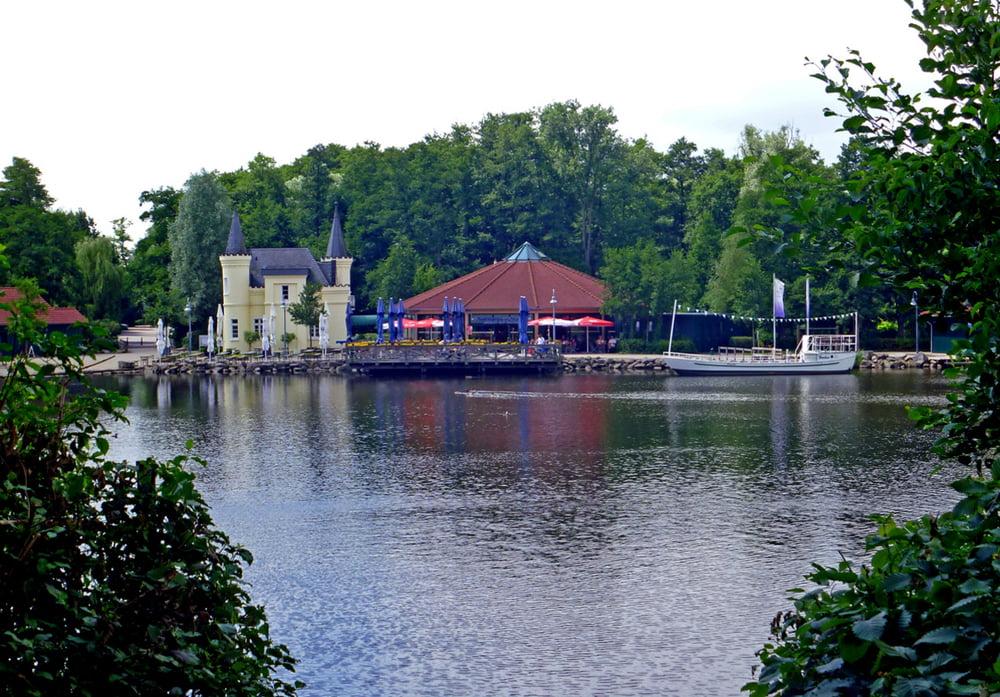 Nordic Walking: Rundtour Hariksee-Borner See-Heidweiher