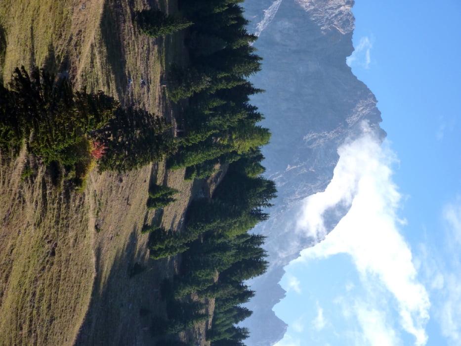 Klettersteig Piz Mitgel : Klettersteig: piz mitgel tour 46975