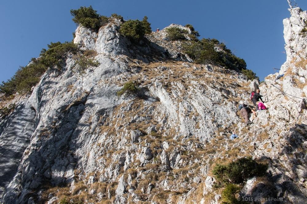 Klettersteig Am Ettaler Mandl : Bergtour ammergauer alpen laber ii rundkurs soilasee ettaler