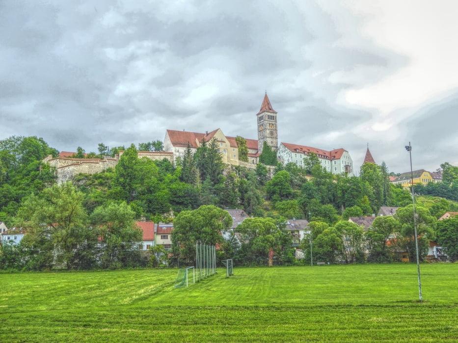 Wandern: Oberpfälzer Jakobsweg von Ensdorf nach Kastl