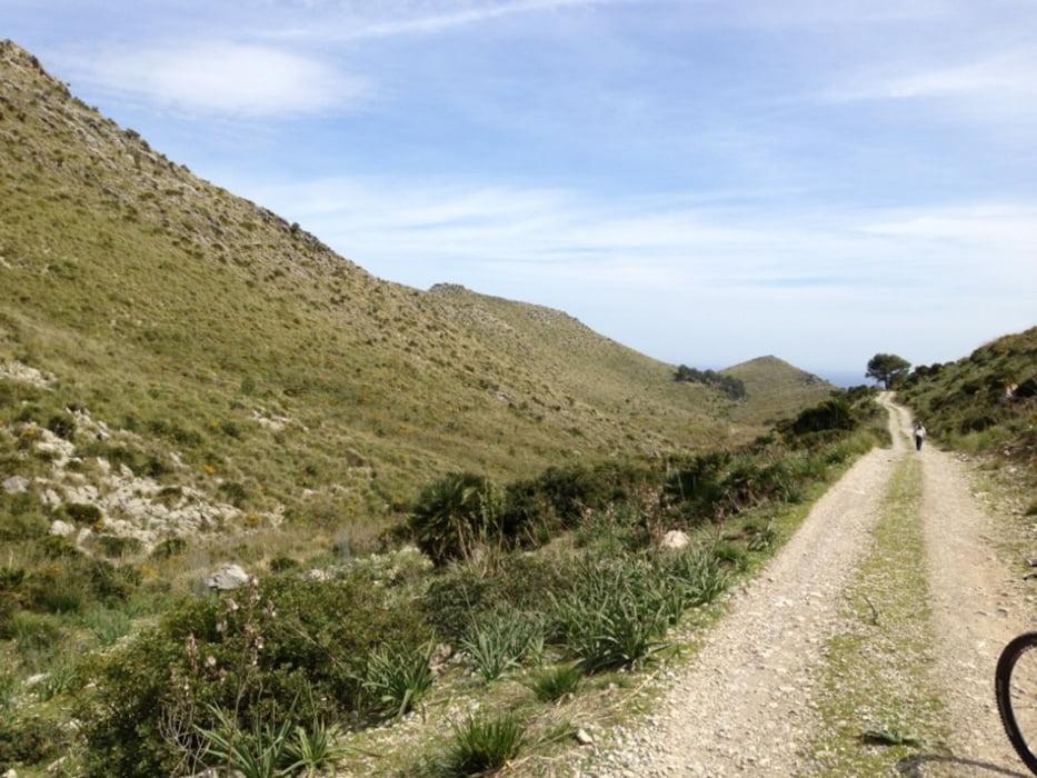 Mountainbike: Mallorca Cala Ratjada (Tour 116600)