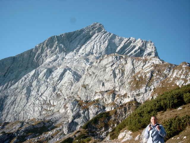 Klettersteig Alpspitze : Klettersteig alpspitze m ferrata so grat