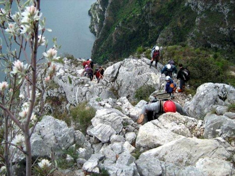 Klettersteig Cima Capi : Klettersteig: cima capi tour 161753