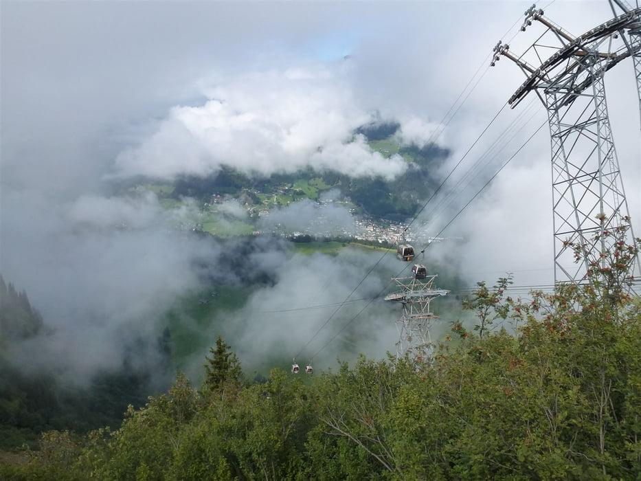 Klettersteig Jochpass : Bergtour: engelberg unter trübsee jochpass tour 124474