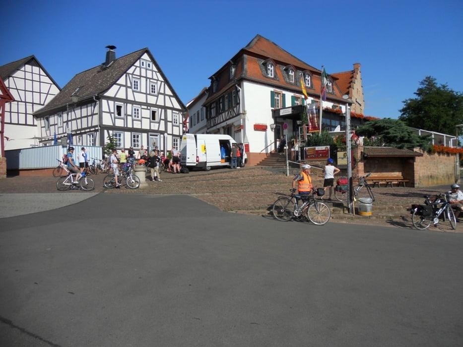 Fahrrad touring 4 fl sseradtour steinbach st for Seligenstadt schwimmbad
