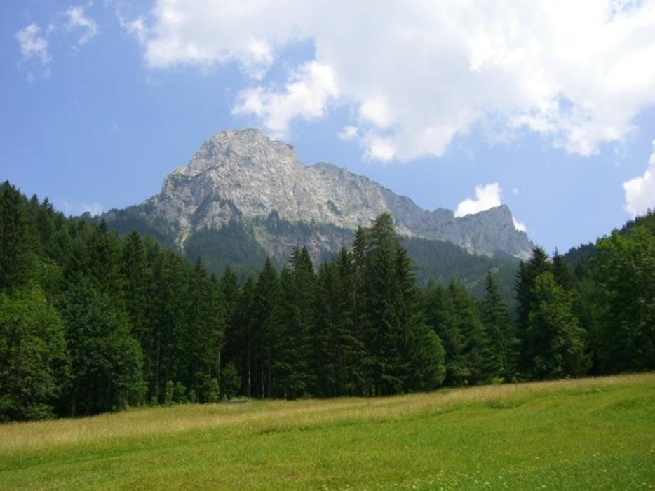 Eisenerzer Klettersteig : Klettersteig: eisenerzer klettersteig c d südwandsteig a b