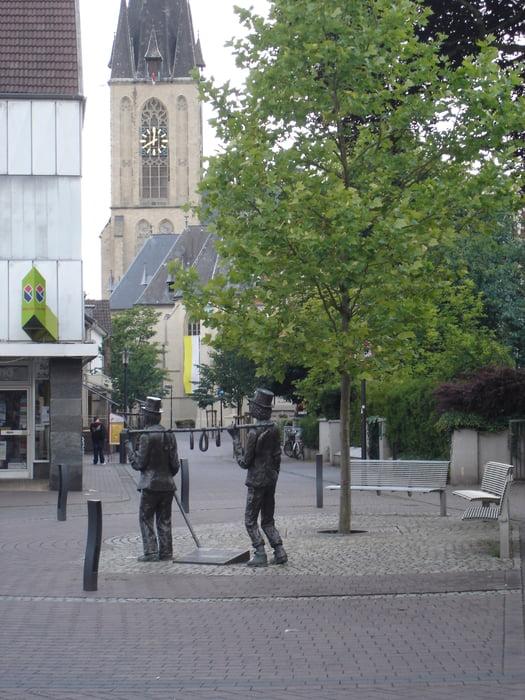Bicycle Tours Schone Radtour Gescher Nach Berken Stadtlohn Und
