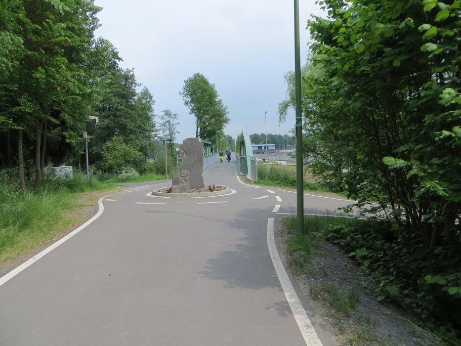 Fahrrad Touring: Etappe 11 Rundtour D NL B D Wesseling