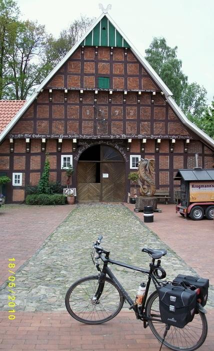 Fahrrad Touring: Wettringen Quakenbrück (Tour 57378)