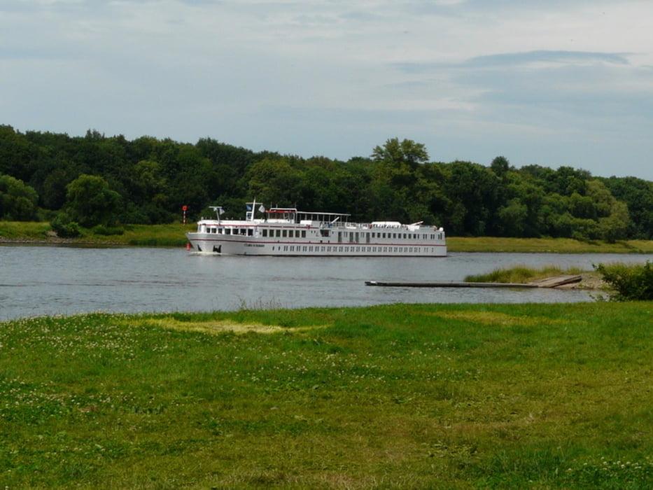 Boot Und Kanu Elbe Paddeln Von Barby Nach Schönebeck Tour 104193