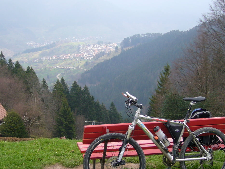 mountainbike ra bad rote lache scherrhof bad ra tour 53927. Black Bedroom Furniture Sets. Home Design Ideas