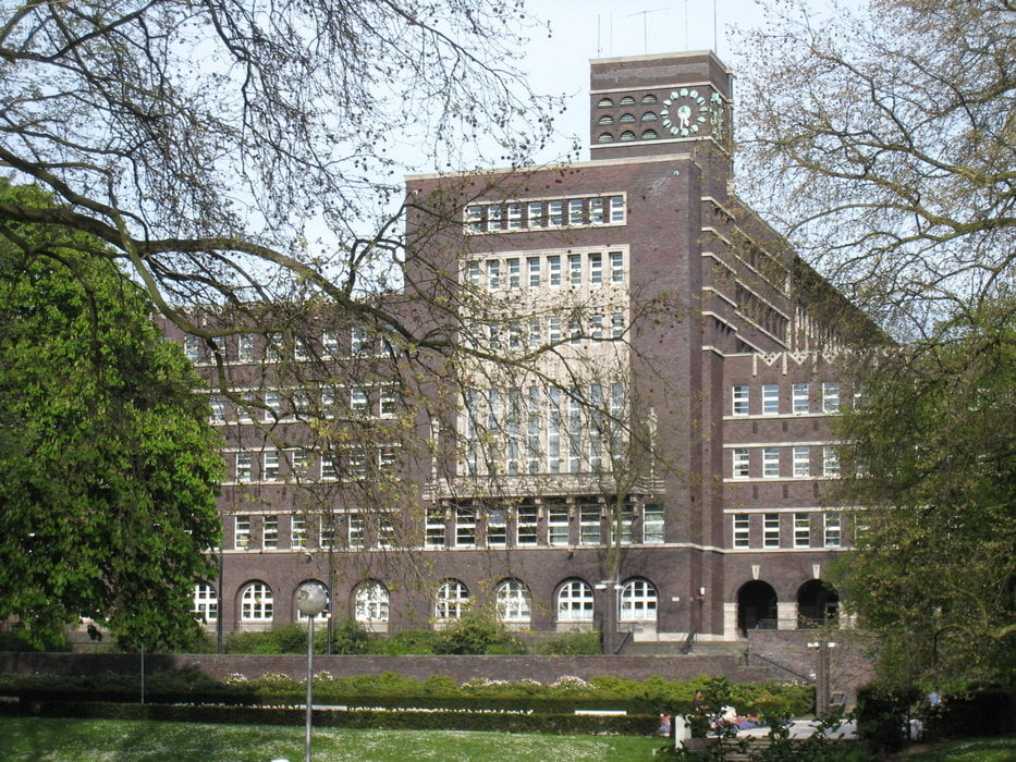 Rathaus Oberhausen Rheinhausen