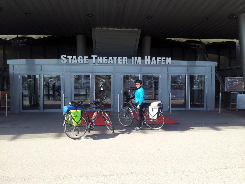 Fahrrad Touring: Hamburg Buxtehude Zeven (Tour 119721)