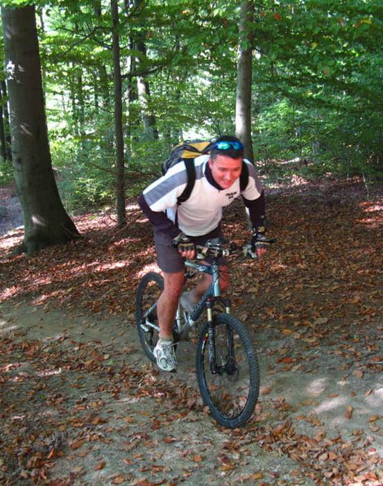 Mountainbike: Durchs Fürstenlager ins Felsenmeer über