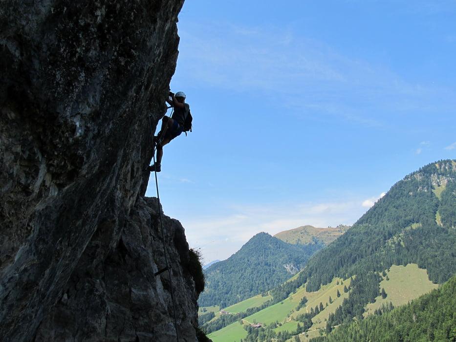 Klettersteig Walchsee : Klettersteig walchsee klettersteige tour