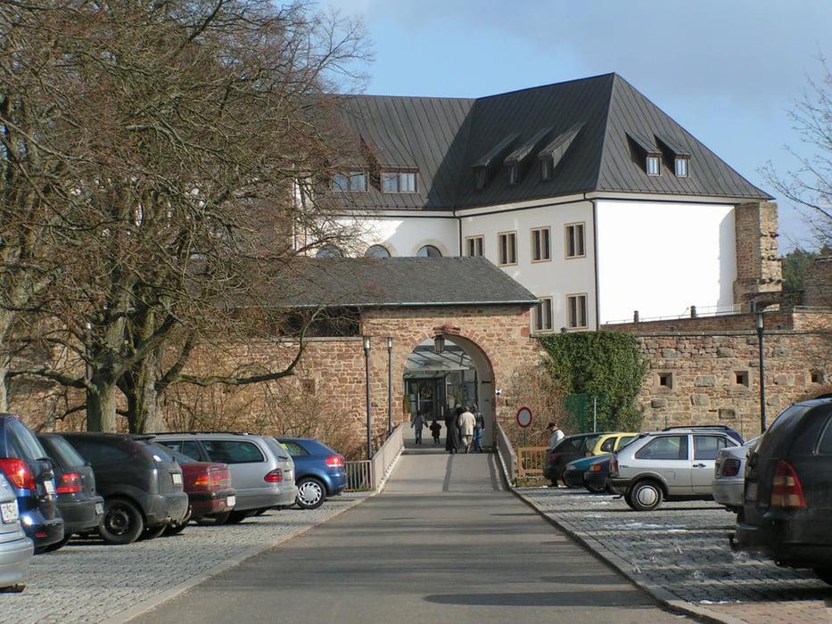 Wandern: Rund um die Burg Altleiningen (Tour 79639)