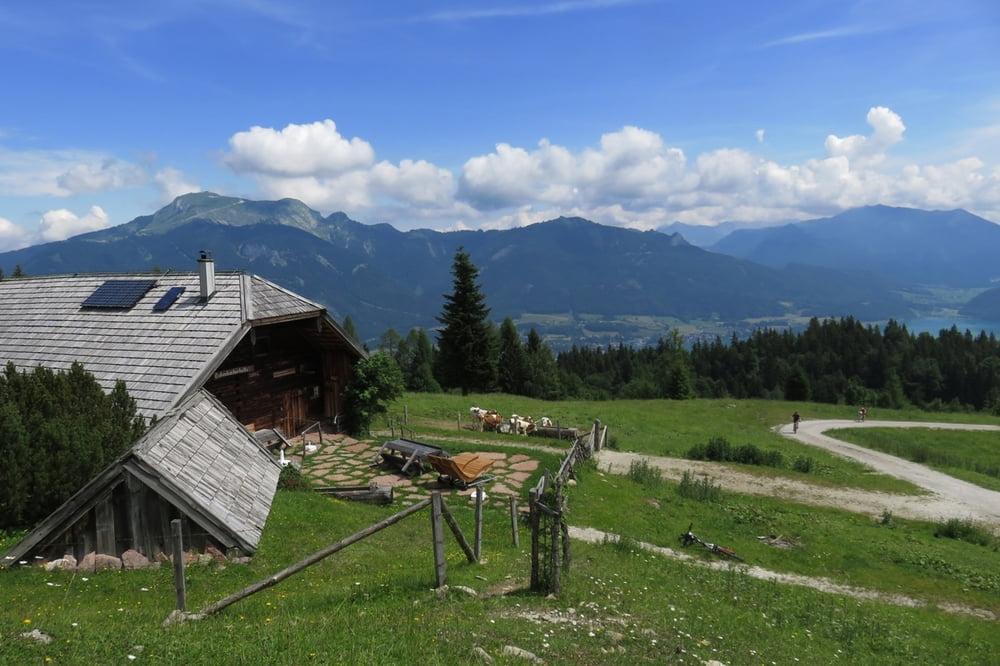 Klettersteig Wolfgangsee : Kletter tipp dieser familien klettersteig ist auch im spätherbst