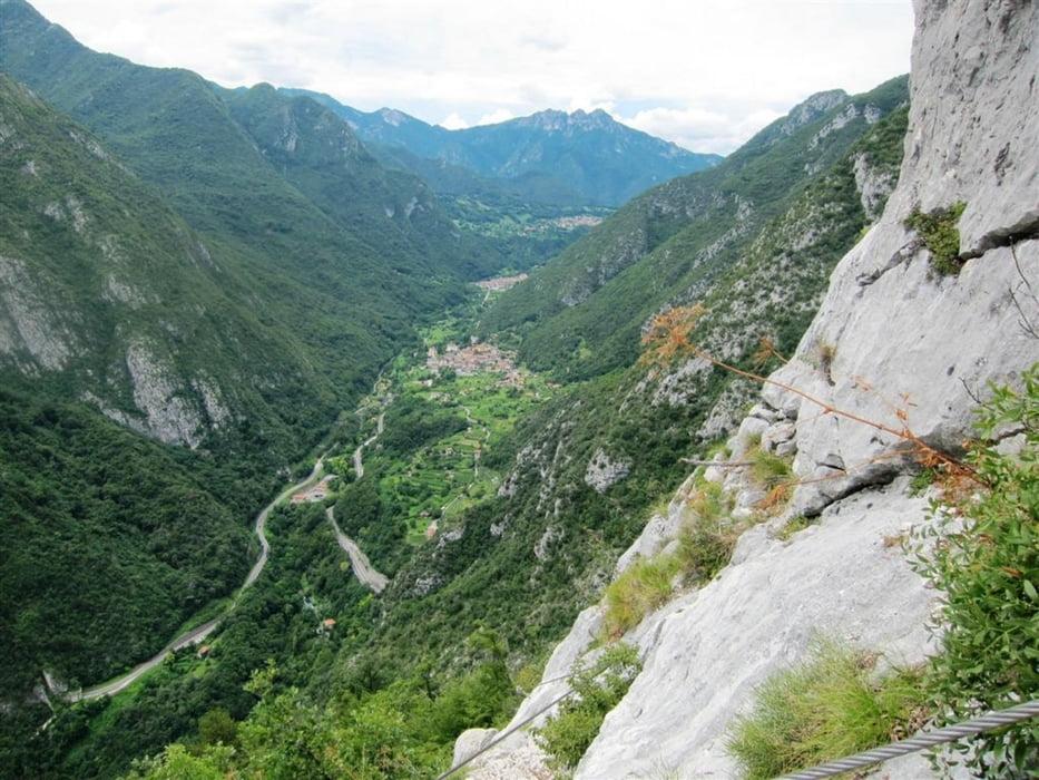 Klettersteig Riva Del Garda : Bergfex ferrata via dell amicizia klettersteig tour trentino