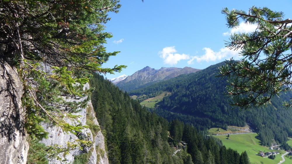 St Jodok Klettersteig : Klettersteig wipptal peter kofler stafflacher wand