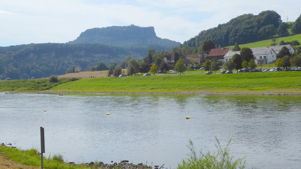 Wandern: Rathen - Lilienstein - Königstein (Tour 154210)