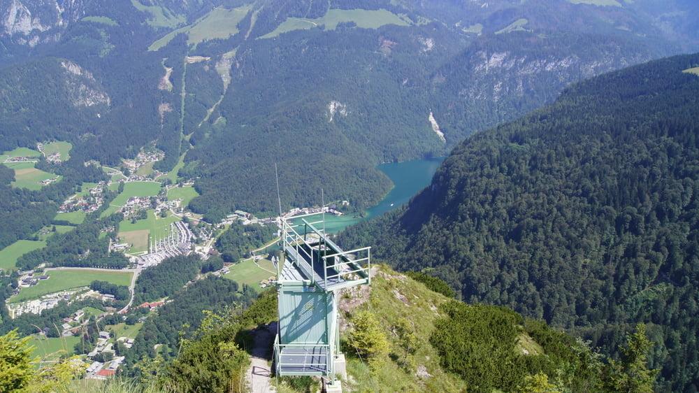 Klettersteig Grünstein : Grünstein klettersteig wenn der watzmann ruft u wherethejourneystarts