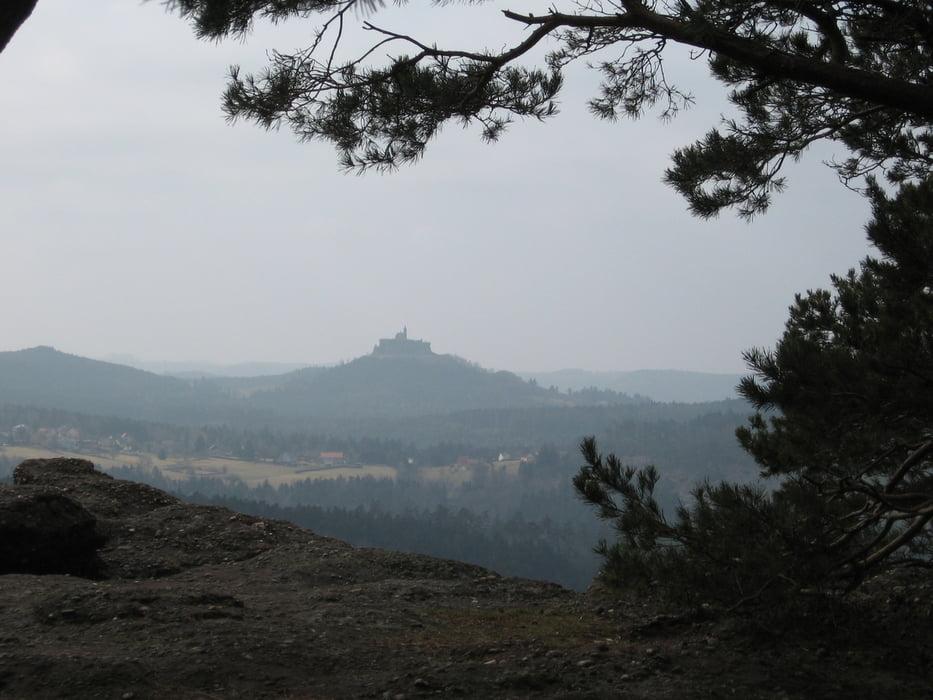 Klettersteig Vogesen : Wandern la hoube bei dabo rundtour in den vogesen tour