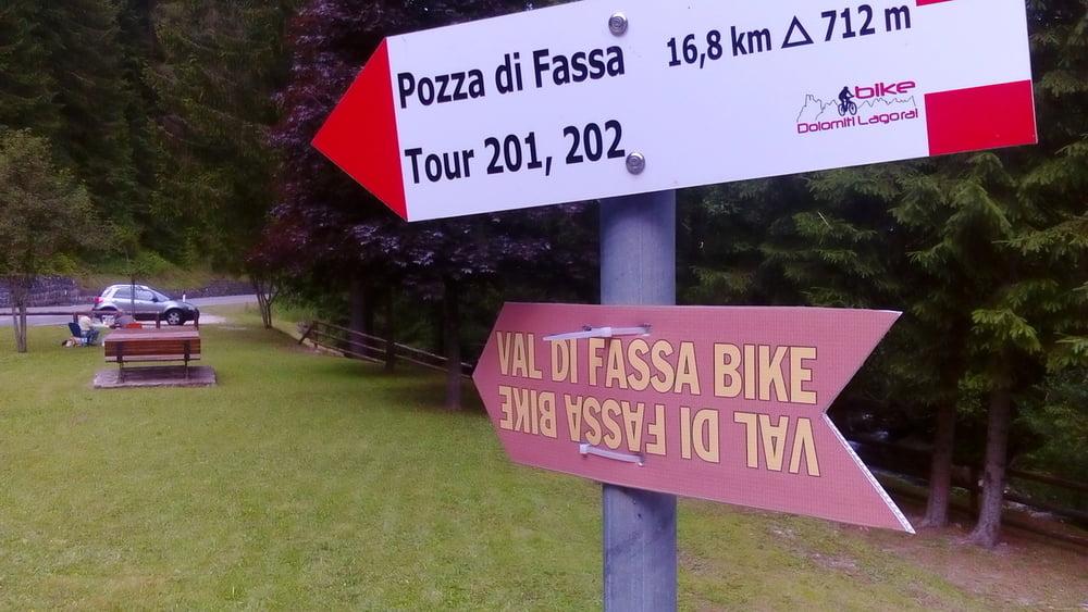 Mountainbike: Passo Lusia 160722 (3maschek16) (Tour 151893)
