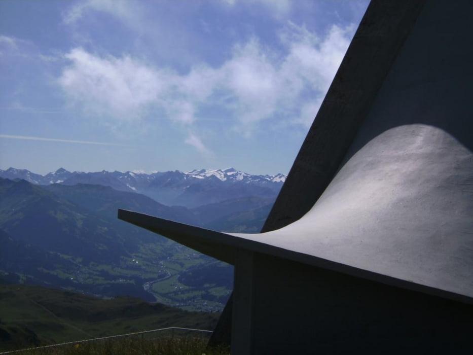 Kitzbüheler Horn Singletrail