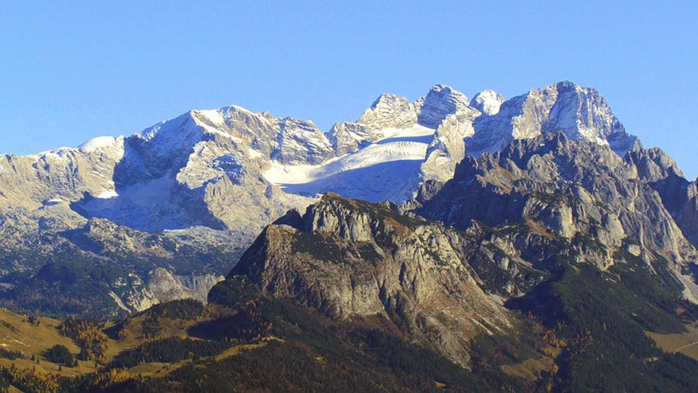 Schwarzer Berg Balkanstaat