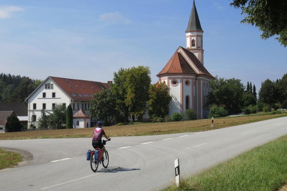 Fahrrad Touring: Bayern Diagonale: Vom Main zum Königssee, 7