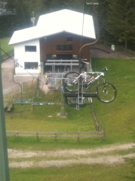 Mountainbike singletrail tirol Singletrails Zillertal Arena, Zell und Gerlos