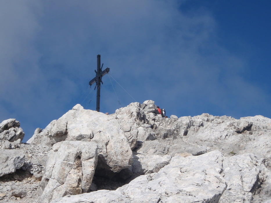 Klettersteig Sulzfluh : Klettersteig gauablick sulzfluh tagesausflug