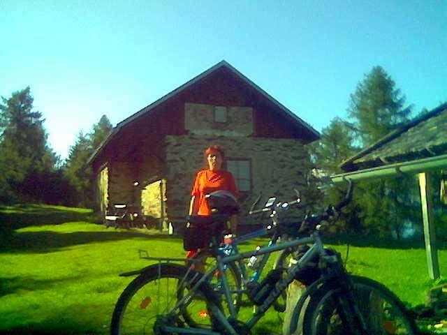 mountainbike inzinger alm ber archbrandh tte tour 1864. Black Bedroom Furniture Sets. Home Design Ideas