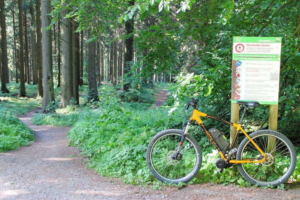 Mountainbike: DSMTBV Die grüne Deister Runde 1, Pattwege u
