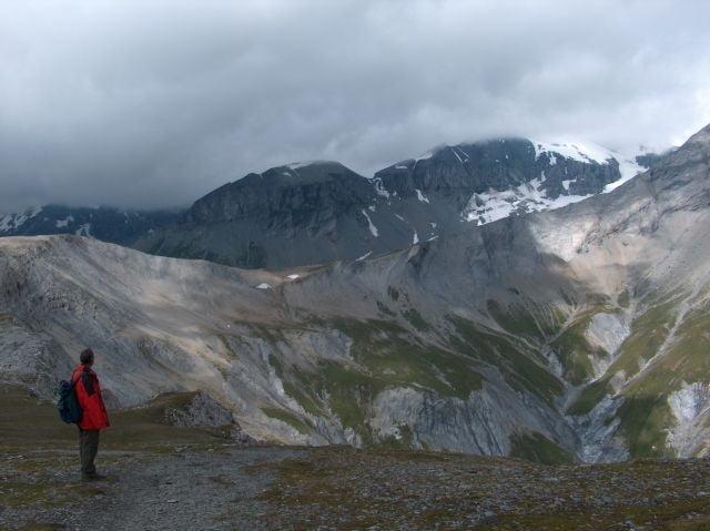 Klettersteig Flimserstein : Wandern von bargis über den flimserstein zum cassons grat tour