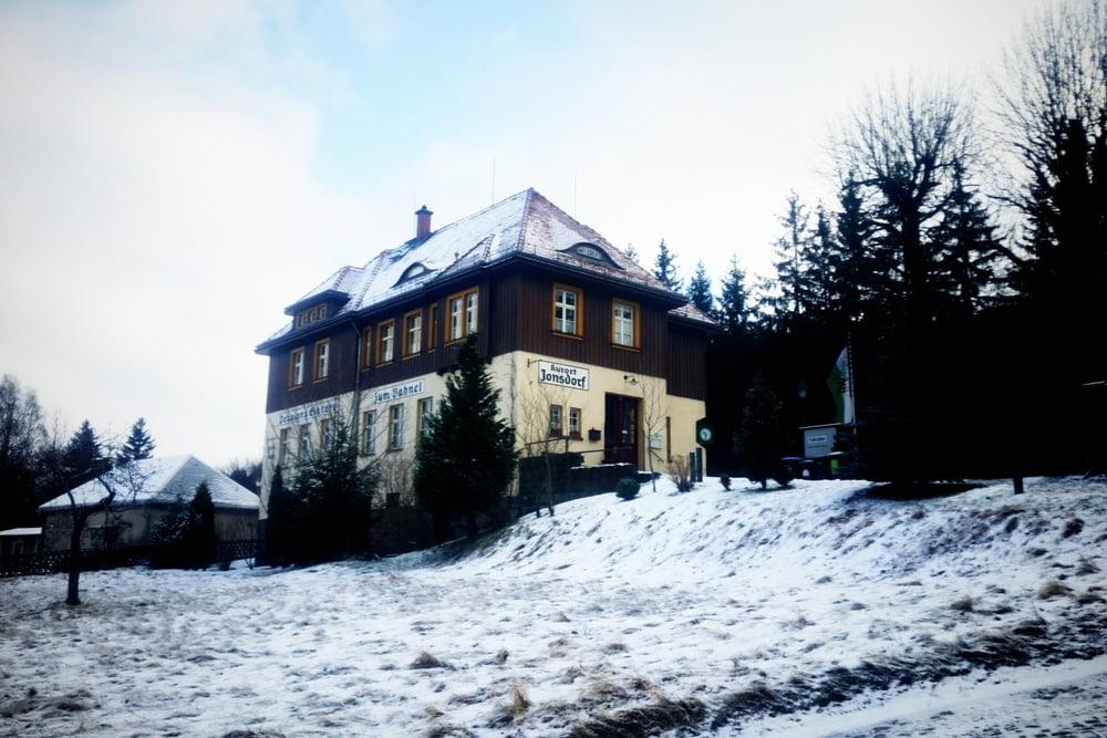 Klettersteig Jonsdorf : Wandern von jonsdorf nach oybin tour