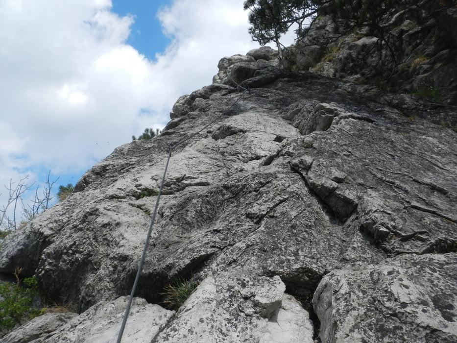 Mödlinger Klettersteig : Klettersteig mödlinger und radtour tour