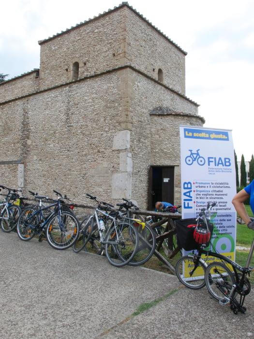 Bicycle tours: Benevento Brindisi - Eurovelo 5 \