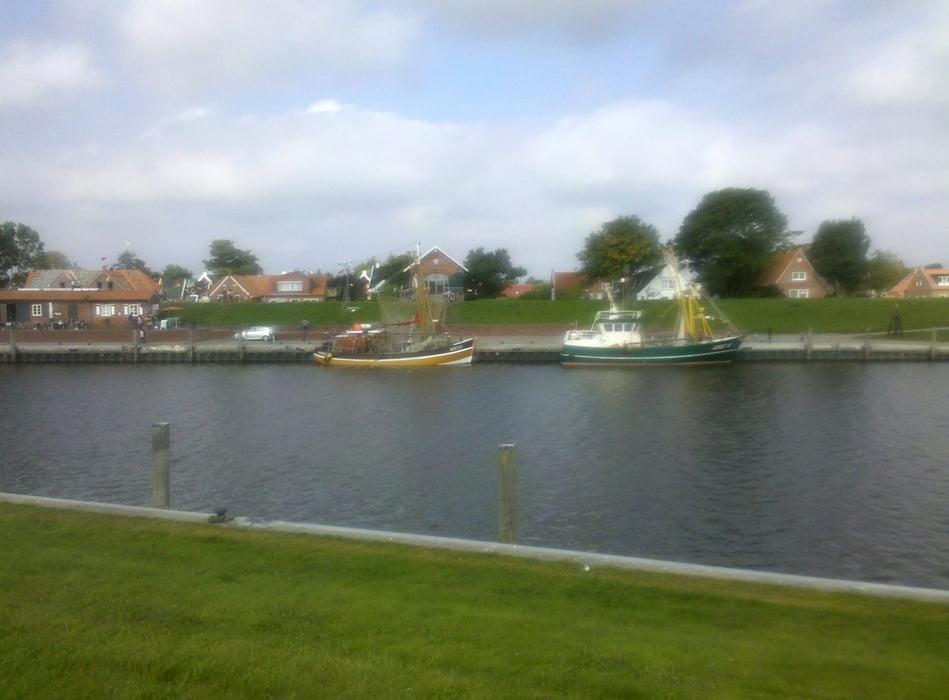 Fahrrad Touring: Norddeich Mole – Greetsiel – Emden (Tour