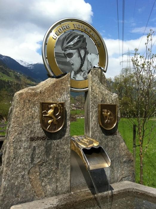 Mountainbike Zillertal Penken Strass Und Zur 252 Ck Mit Trail