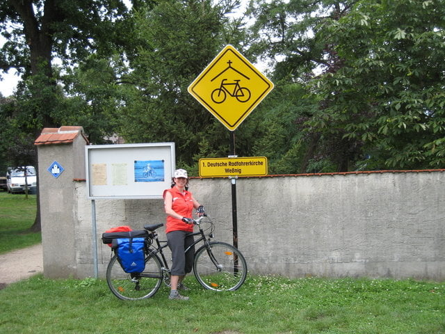 Fahrrad Touring: Elberadweg: Magdeburg Prag (Tour 9118)