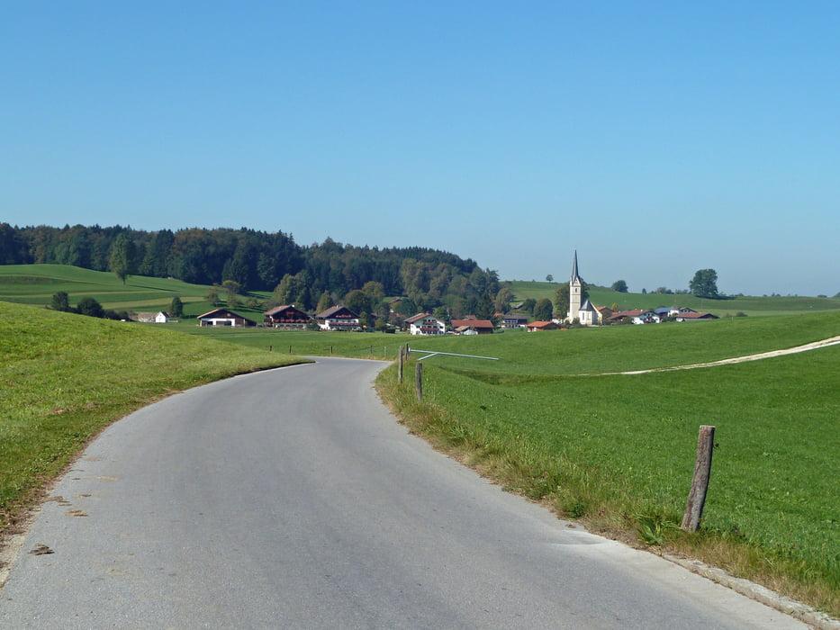 Jakobsweg Reiten