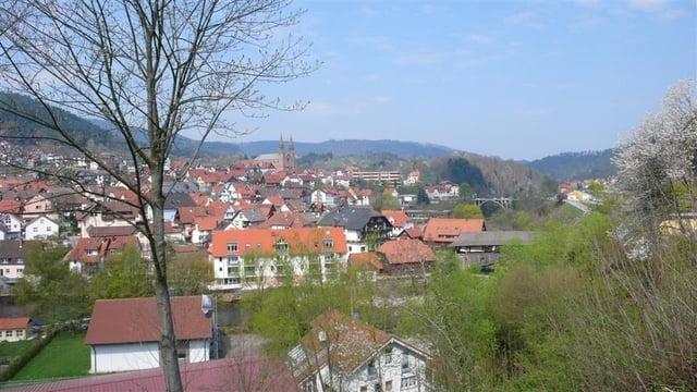 Panoramahütte Schwarzenberg
