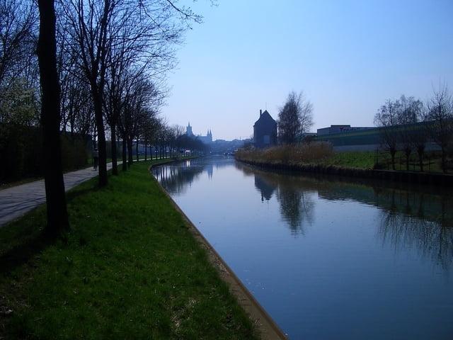 Fahrrad Touring: Kleve Nijmegen und retour, komplett